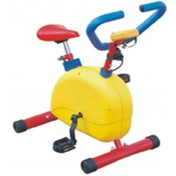 На картинке изображен детский велотренажер