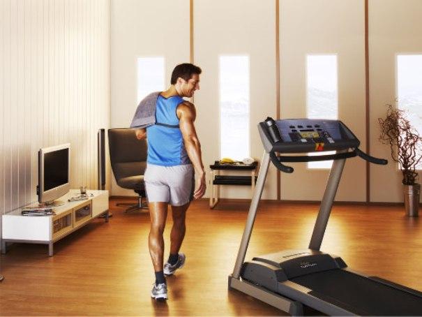 Универсальные тренажеры для дома или как оборудовать мини-спортзал