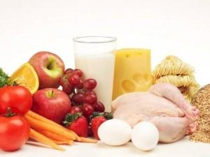 продукты, которые составляют основу правильного питания