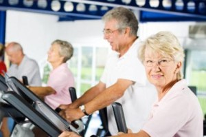 тренажеры для пожилых людей