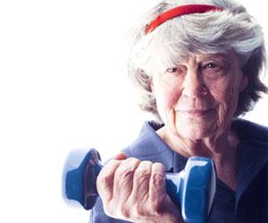 силовые тренажеры для пожилых людей