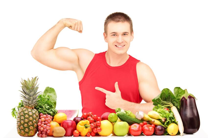 Правильное питание при занятиях бодибилдингом