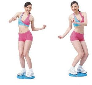 Упражнения на диске