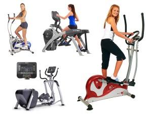 картинка о том, что такое эллиптический тренажер для похудения