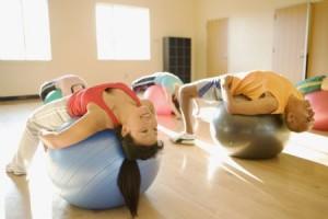 на фото тренажер для мышц спины и позвоночника