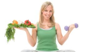 картинка о том, как правильно питаться при занятиях фитнесом