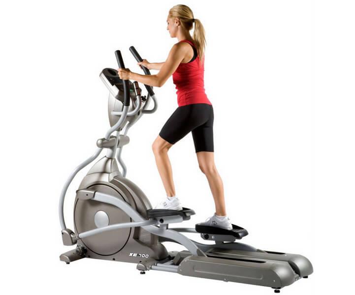 Упражнения на орбитреке для похудения