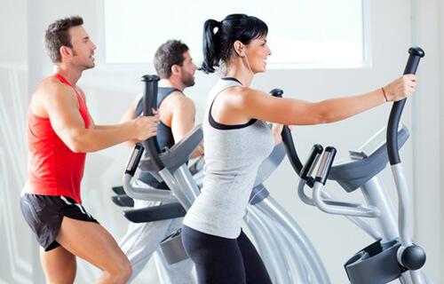 занятия на тренажерах для похудения