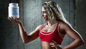 спортивные пищевые добавки для женщин