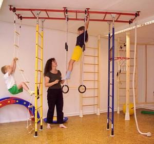 тренажер шведская стенка для детей