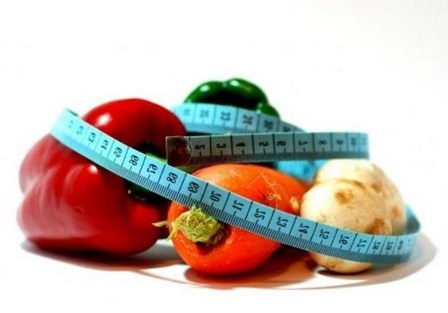 картинка о правильном питании для похудения
