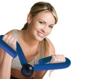 тренажер бабочка для мышц рук