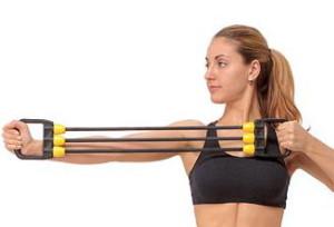 тренажер для мышц рук экспандер