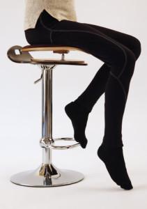 на картинке - тренажер-сиденье для спины