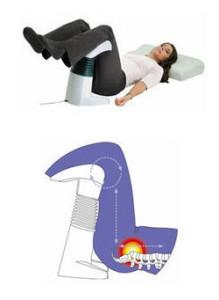 на картинке изображен вертебральный тренажер при остеохондрозе