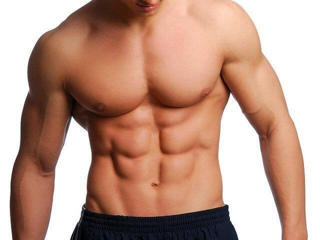 Красивое тело благодаря правильному питанию