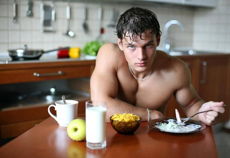 Сбалансированное питание спортсмена