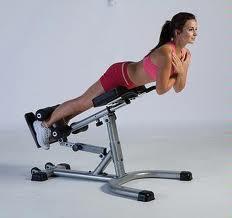 на фото тренажер для спины