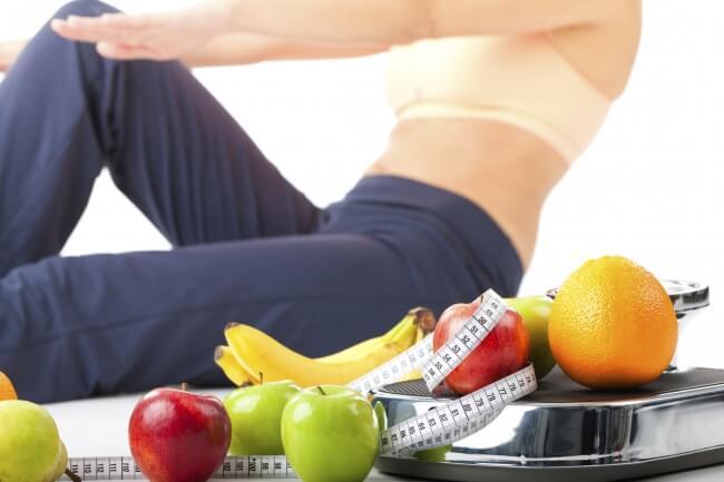 Правильное здоровое питание во время тренировок
