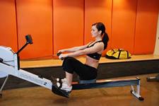 правила выполнения упражнений на тренажере гребля