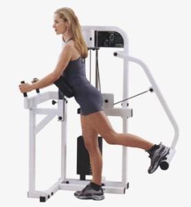 силовые тренажеры для ног