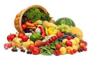 Фрукты и овощи, которые обязательно должны входить в рацион питания