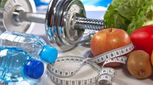 правильное питание во время тренировок