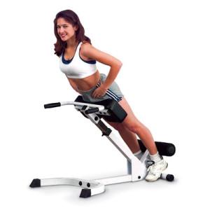 тренажер для укрепления спины гиперэкстензия