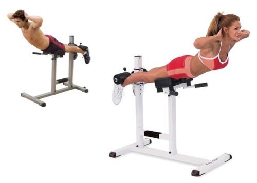 тренажеры для укрепления спины
