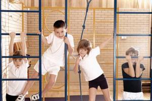 физическое развитие и занятия спортом