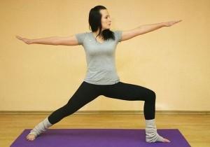 основные позы йоги для похудения