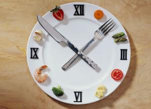 режим правильного питания