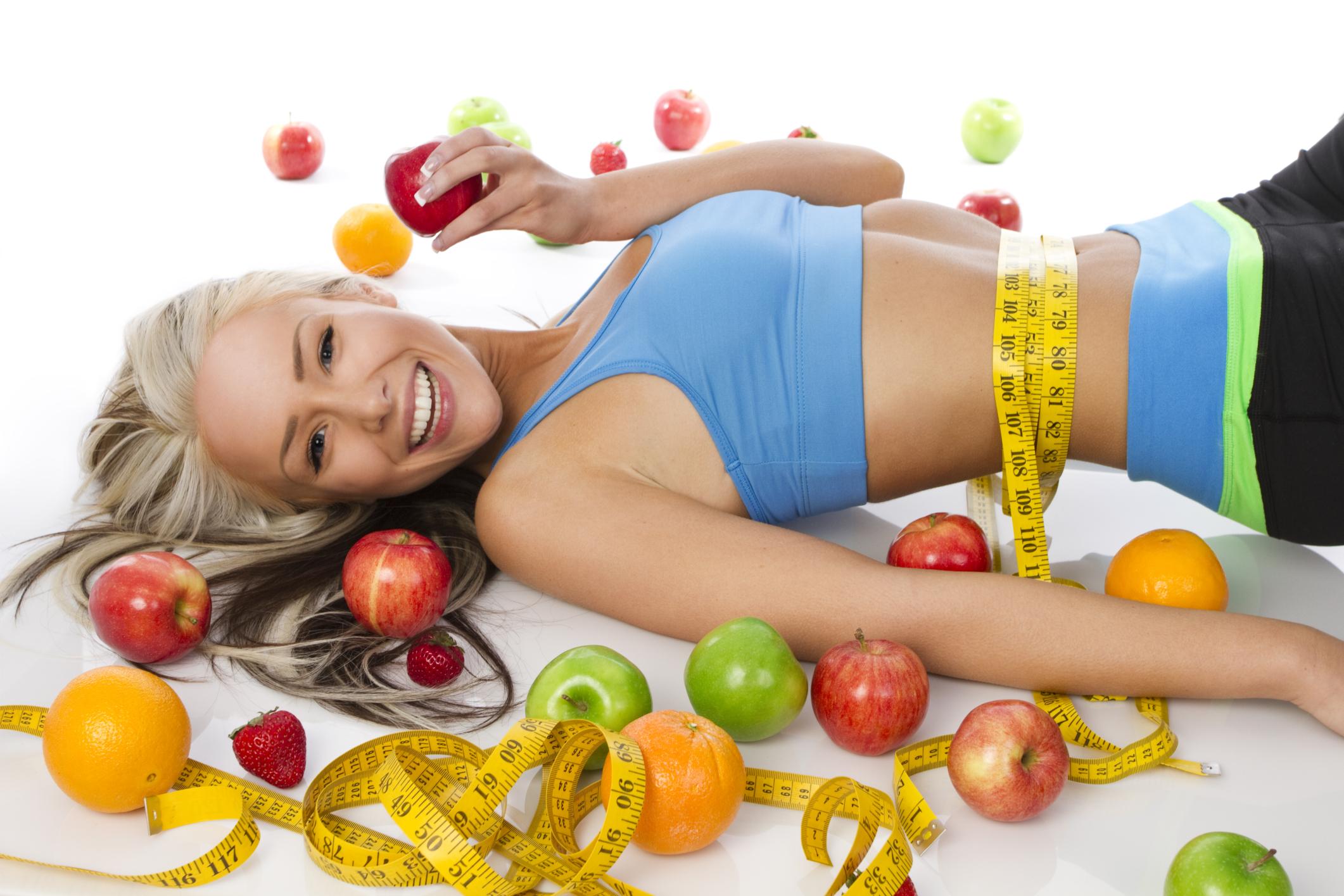 польза здорового сбалансированного питания