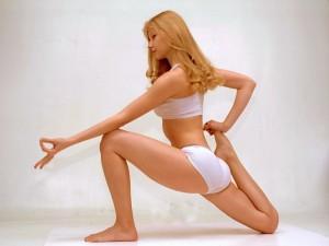 йога для похудения комплекс упражнений