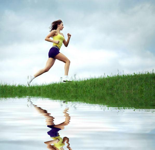 здоровый образ жизни и спорт