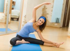 японская йога упражнения на растяжку