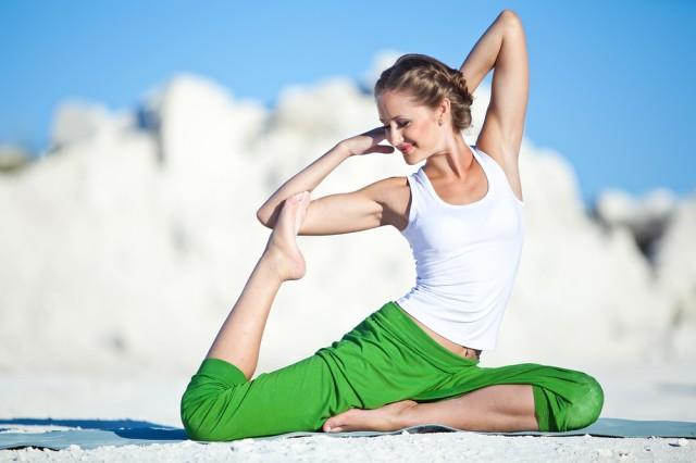 Хатха-йога для гармонии