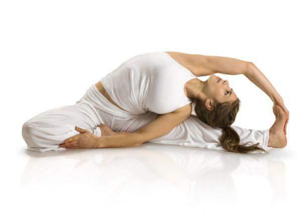 женщины могут практиковать разные позы йоги