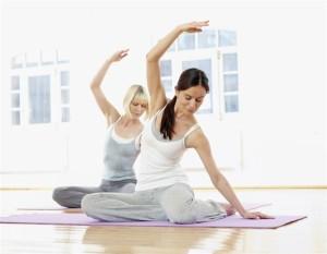 Хатха-йога позволяет понять ощущения в собственном теле