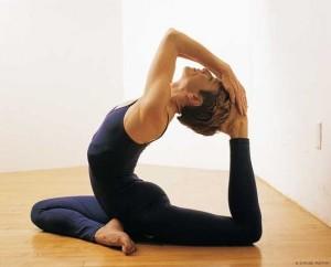 Хатха-йога оздоравливает организм