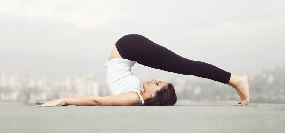 Баланс в йоге
