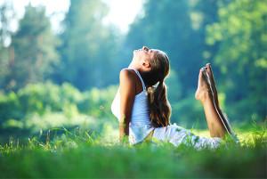 женская практика - йога