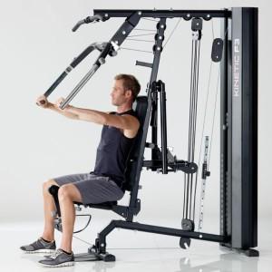 силовые тренажеры со встроенными весами