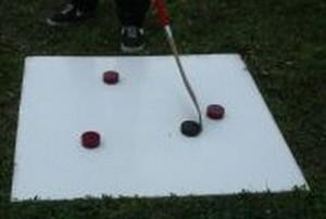 синтетический лед для хоккеистов