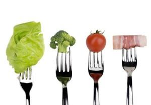 составляем правильный рацион питания