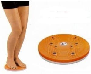 тренажер для талии и живота диск здоровья