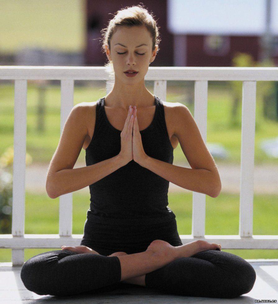 Йога - практика для душевного равновесия и здоровья тела