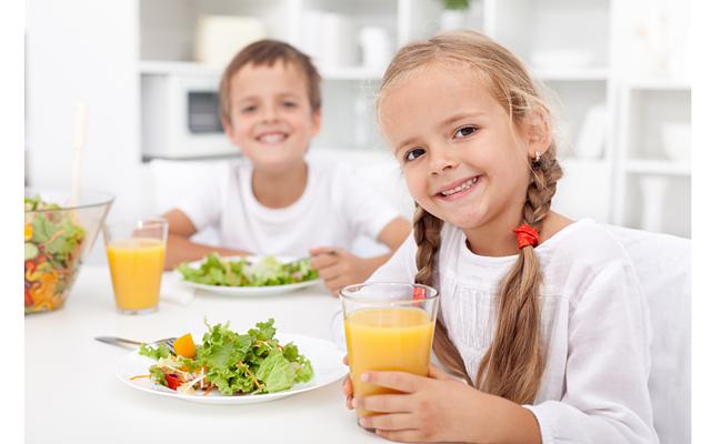 здоровое детское питание