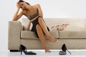 Усталость сказывается негативно на внешнем облике