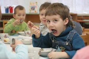 Питание в детском саде